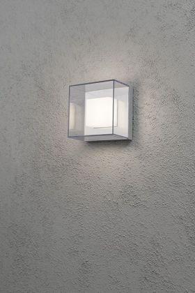 Konstsmide San Remo 7925-310 wandlamp zilver