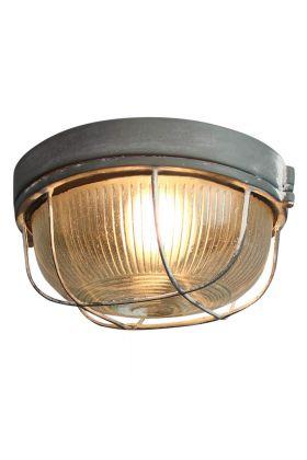 Brilliant Lauren 94480/70 wand/plafonlamp beton