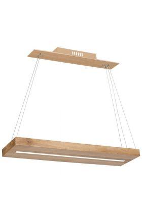 Log hanglamp