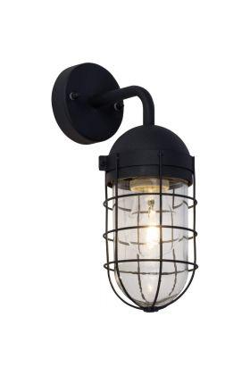 Brilliant Lundy 96292/63 wandlamp antraciet