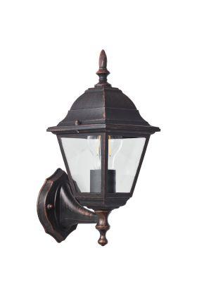 Brilliant Newport 44281/55 wandlamp roest