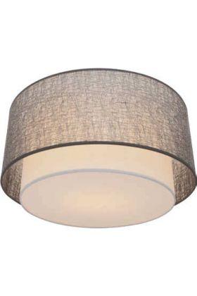 Freelight Gaas PL0186 plafonnière zilver