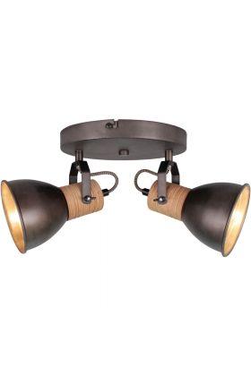 Freelight Veleno PL5502Z spot zwart