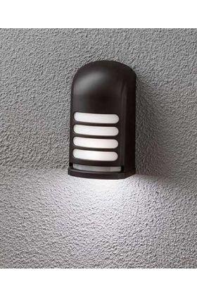 Konstsmide Prato 7694-750 sensorlamp zwart