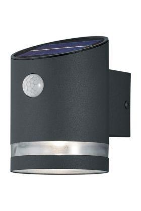 Sensorlamp Salta Solar R22231142 antraciet 13cm