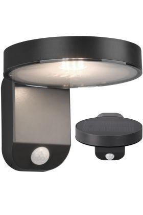Sensorlamp Posadas Solar R22251142 antraciet 15cm