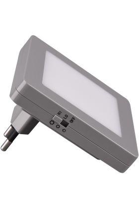 Nachtlampje Hank R22510111 grijs 8cm