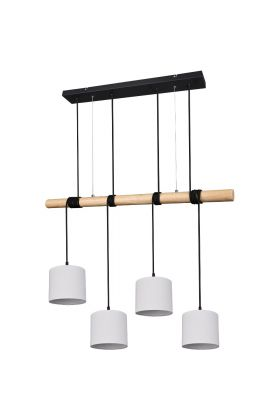 Hanglamp Odin R30284032 zwart 85cm