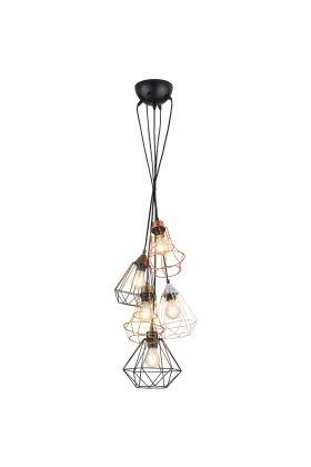 Hanglamp Meike R30725017 multicolor 40cm