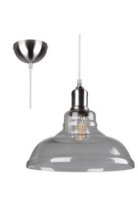 Hanglamp Aldo R30731007 staal 28cm