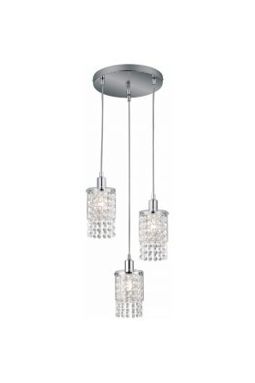 Hanglamp Posh R30763906 kristal 30cm
