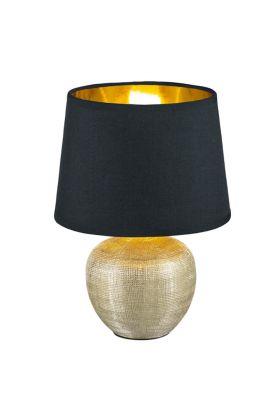 Trio Luxor R50621079 tafellamp goud