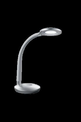 Trio Cobra R52721187 bureaulamp zilver