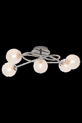 Trio Wire R613211506 plafondspot chroom