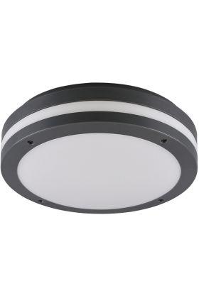 Plafondlamp Kendal R62151142 antraciet 30cm