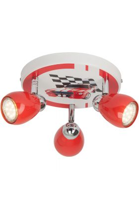 Brilliant Racing G56134/71 plafondlamp