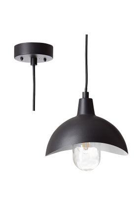 Brilliant Rancio 96353/06 hanglamp zwart