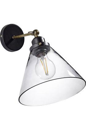 Brilliant Ronald 94273/93 wandlamp brons
