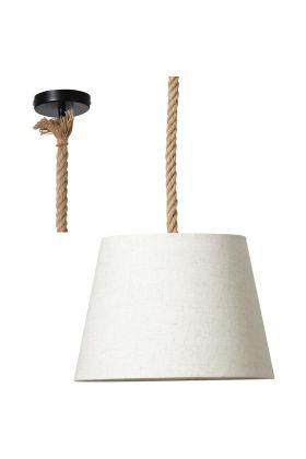 Hanglamp Sailor wit 35cm