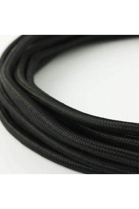 Strijkijzersnoer 112018 zwart