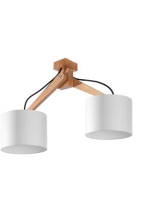 Legno SOL0521 plafondlamp