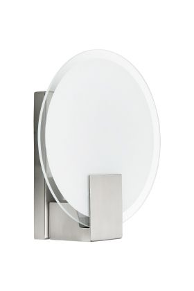 Brilliant Sonian 90323/13 wandlamp nikkel