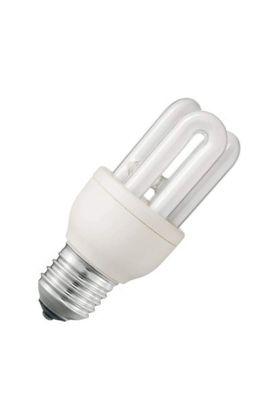 DLU Genie E27 spaarlamp 8w (40w) 2700k