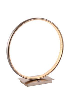 Tafellamp Diaspro goud 36cm