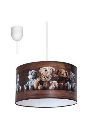 Teddy beren hanglamp