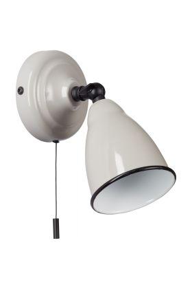 Brilliant Telio 96856/22 wandlamp taupe