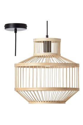 Hanglamp Teva bamboe 35cm