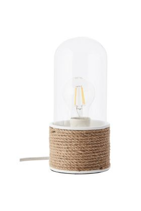 Brilliant Tobin 99030/75 tafellamp wit