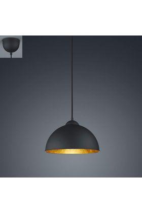 Trio Jimmy R30121002 hanglamp zwart