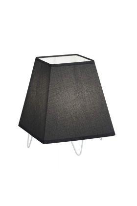 Trio Zing R50281002 tafellamp zwart