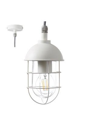 Brilliant Utsira 96349/05 hanglamp wit
