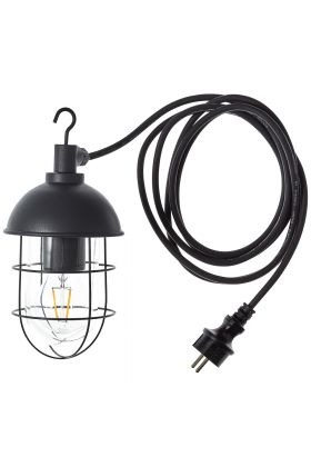 Brilliant Utsira 96350/63 hanglamp antraciet