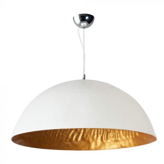ETH Mezzo Tondo hanglamp 70cm 05-HL4172-3134 wit/goud
