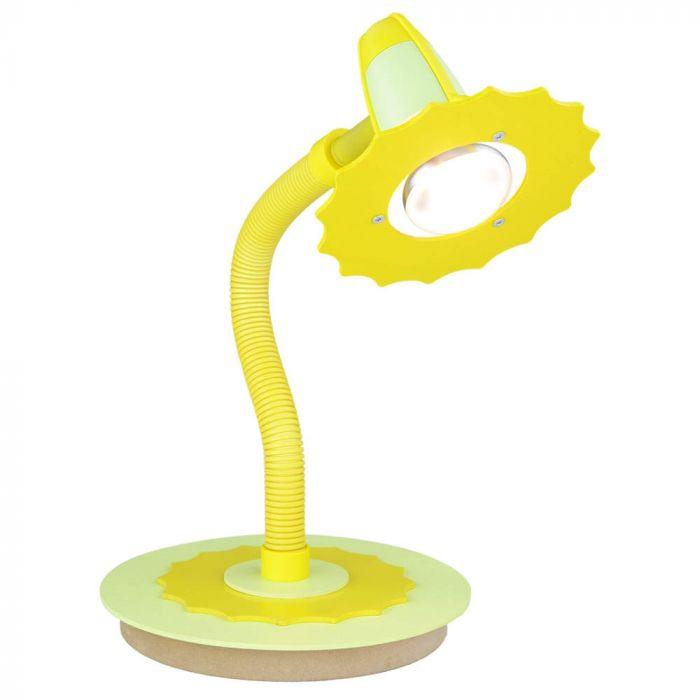 Tafellamp Sterrenbloem geel