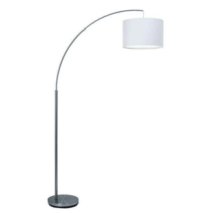 Brilliant Clarie 13258/05 booglamp wit