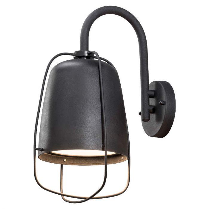 Konstsmide Perugia 7526-750 wandlamp zwart