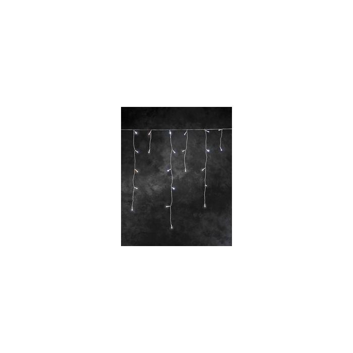 Konstsmide Icicle lichtsnoer 200 warm witte LED's 2733-102