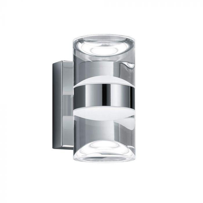 Trio Biran 282710206 wandlamp chroom
