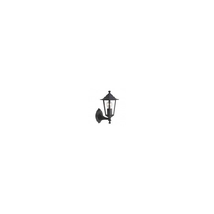 Brilliant Crown 40281/06 wandlamp zwart