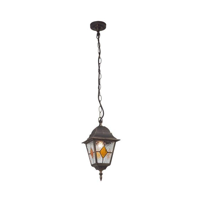 Brilliant Jason 43870/86 hanglamp zwart