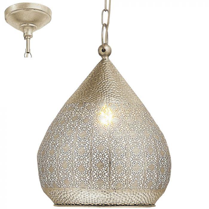 Eglo Melilla 49768 hanglamp goud