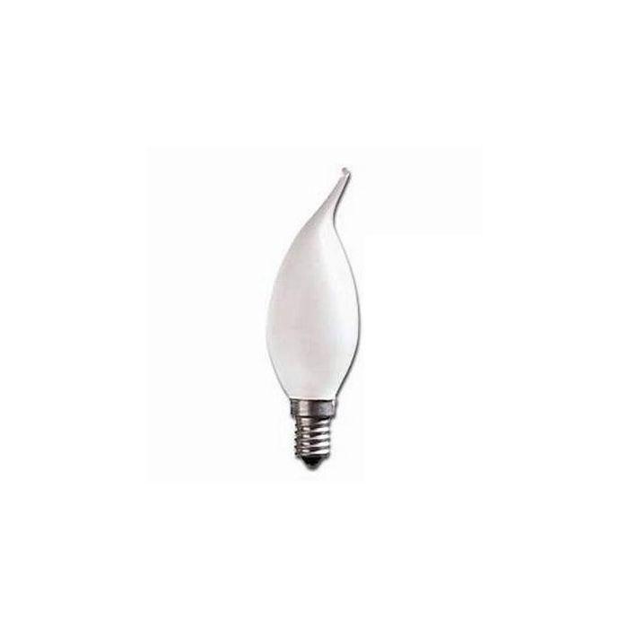 Kaarslamp Gloeilamp E14 230V 15W Tip mat