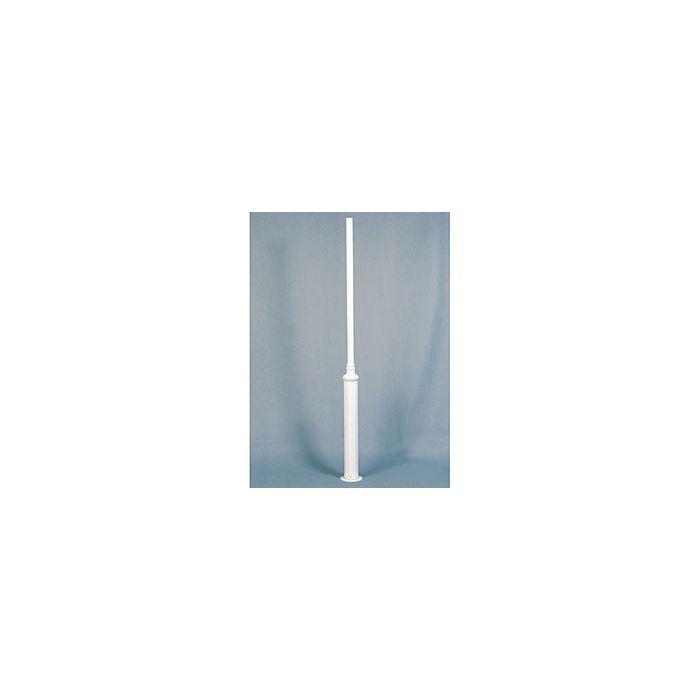 Konstsmide draco 579-250 mast wit