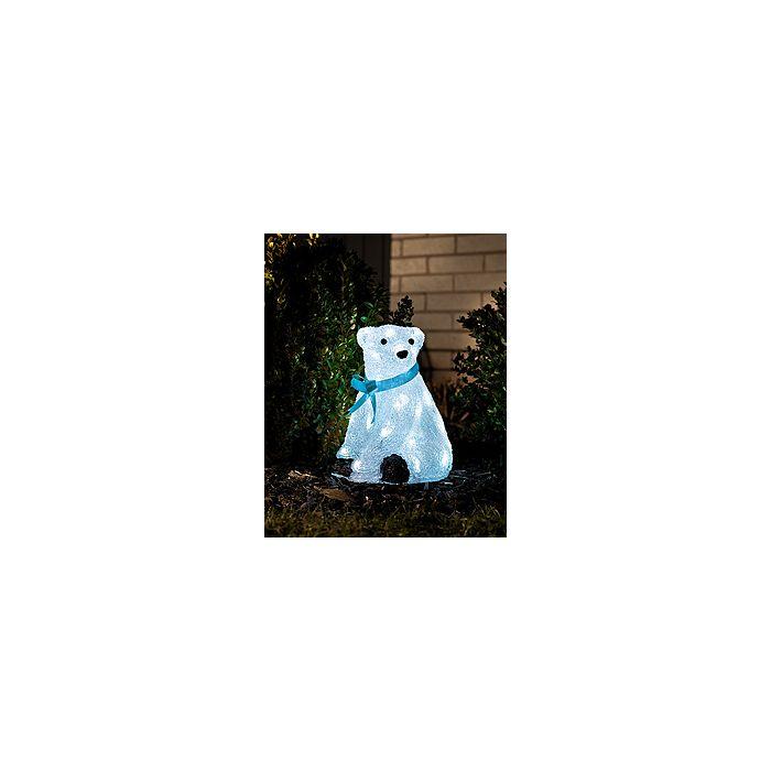 Konstsmide LED acryl ijsbeer 6123-203