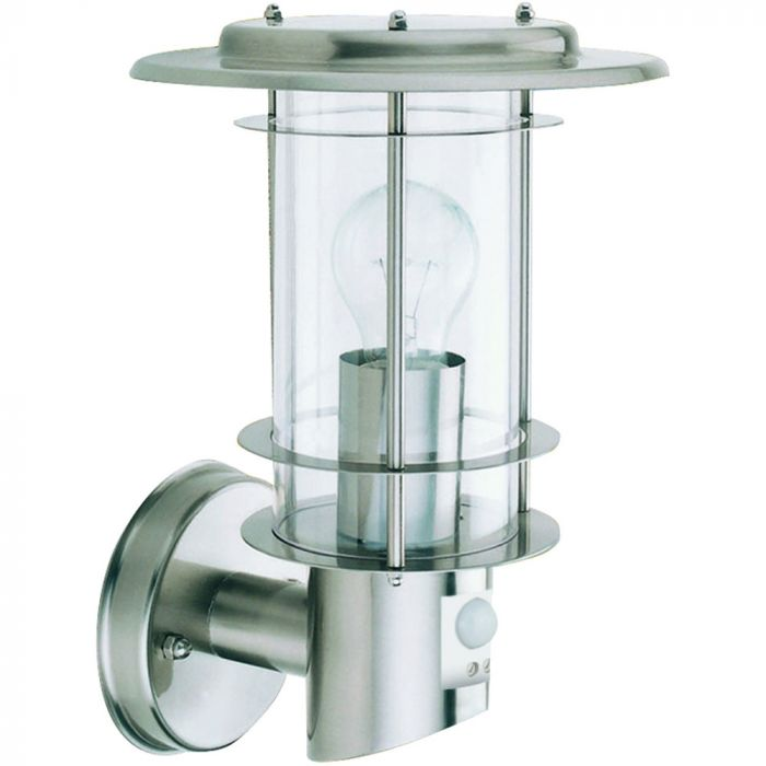 Searchlight 6211 sensorlamp staal