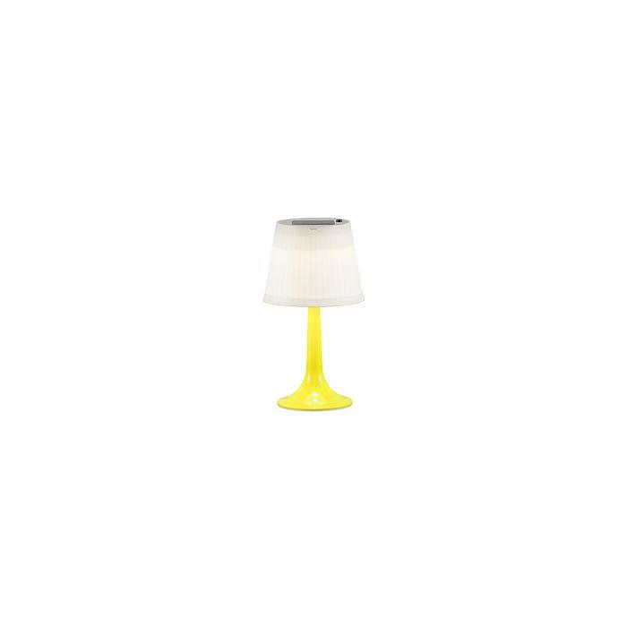 Konstsmide Assisi 7109-102 tafellamp geel